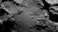 67P/Churyumov-Gerasimenko comet