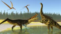 prehistoric-crocodiles-with-dinosaurs