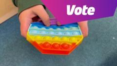 Pop It vote.
