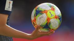 Branded-football-at-Women's-World-Cup.