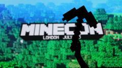 Minecon is in full swing