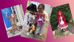 Montage of your World Book Day pictures