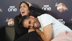 Janette and Dr Ranj.