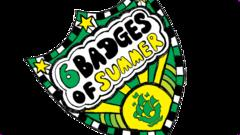 Six-badges-of-summer