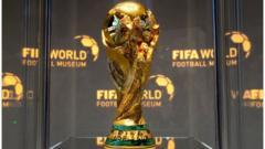 Fida World cup Trophy