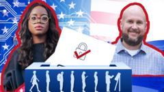 Election volunteer hackers