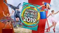 Compilation of Guinness World Record holders.