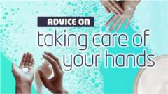 advice on taking care of your hands