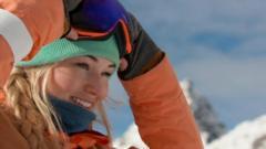 British snowboarder Katie Ormerod