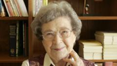 Beverly Cleary in 2006