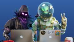 Image of Fortnite characters