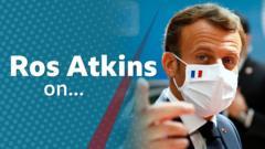 Ros Atkins on Macron