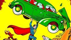 Action Comics Number 1