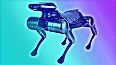 Robot Dog.