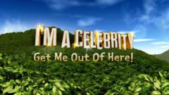 Image of I'm a Celebrity Get Me out of here