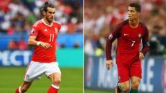 Ronaldo V Bale