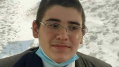 13-year-old boy