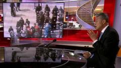 China's ambassador to the UK, Liu Xiaoming