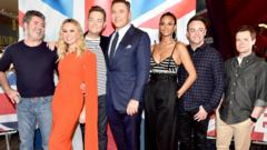 Britain's-got-talent-stars-including-Ant-and-Dec