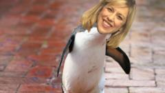 Walk like a Penguin?