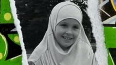 Girl in hijab.