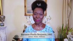 Floella Benjamin