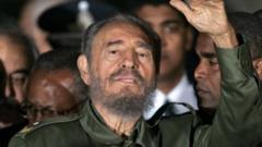 Fidel Castro - Former President of Cuba