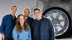 Tyre team