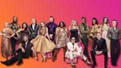 strictly contestants 2021