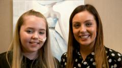 Amy-Dowden-from-strictly-with-a-young-sufferer-with-Crohn's-disease.
