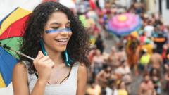 girl at a festival