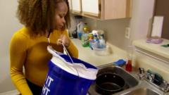 Jackson residents without water