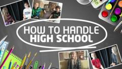 How to handle high school graphic
