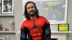 joe-wicks-in-spiderman-outfit