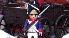Model of Napoleon