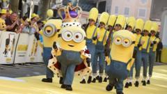 Minions Movie World Premiere in London