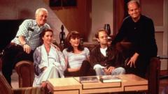 Cast of Frasier