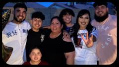 Vanessa Perez family