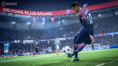 Neymar shown in the trailer for Fifa 19