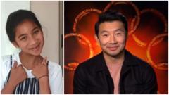 Xiayan and Shang-Chi actor Simu Liu