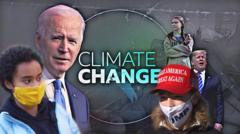 Joe Biden wants to cut greenhouse gasses in America, but not everyone is happy.