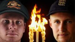 Ashes - Australia v England