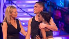 Anthony Ogogo is out of Strictly