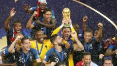 World cup france win