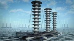 Sea pumps