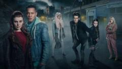 Wolfblood cast series 4