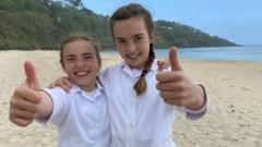 The G7 will be held in Cornwall, in the UK. Poppy & Lavender want to tell you more about it.