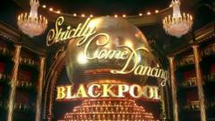 Strictly Blackpool logo