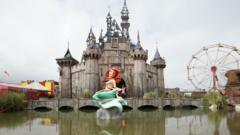 Dismaland in Weston-super-Mare