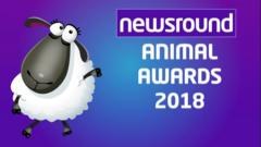 Animal awards title picture